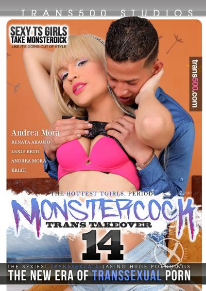 Monster Cock Trans Takeover 14