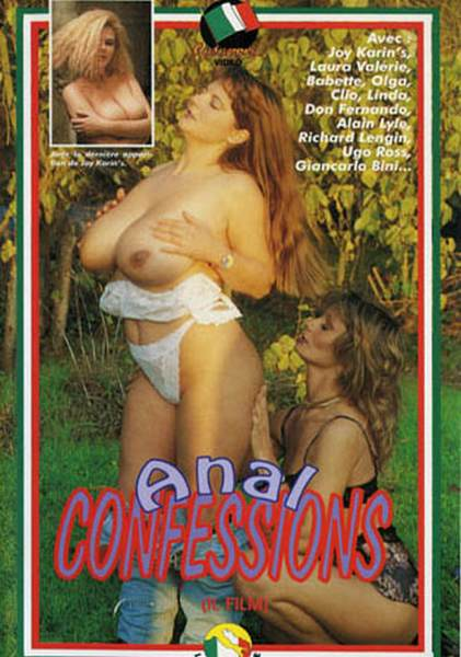 Anal confessions (1991/DVDRip)
