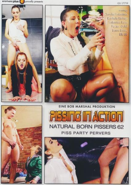Pissing In Action – Natural Born Pissers 62 (2017/DVDRip)