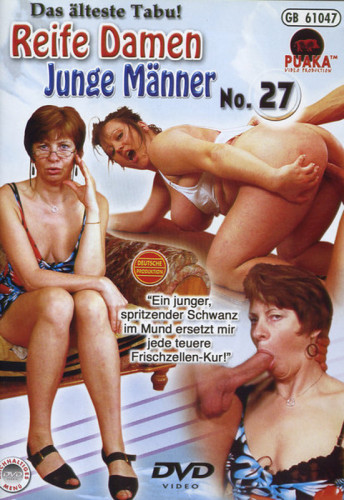 Reife Damen junge Maenner 27
