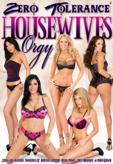 Housewives Orgy 1