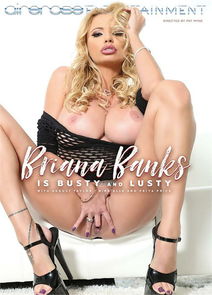 Briana Banks Is Busty And Lusty (2017/WEBRip/SD)