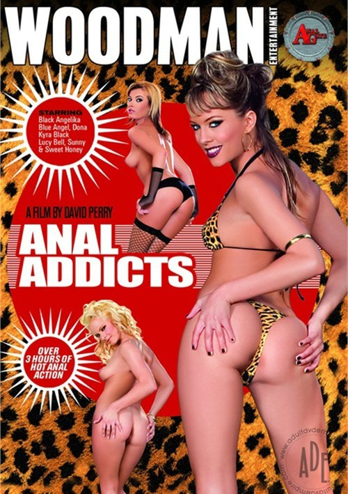 Anal Gate 4 Anal Addicts (Woodman Entertainment)