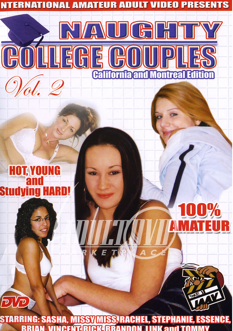 Naughty College Couples 2