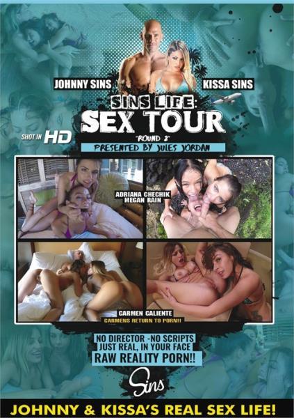 Sins Life Sex Tour Round 2 (2017/DVDRip)
