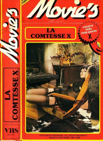 La comtesse Ixe (1976/VHSRip)