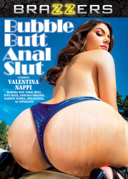 Bubble Butt Anal Slut (2017/WEBRip/SD)
