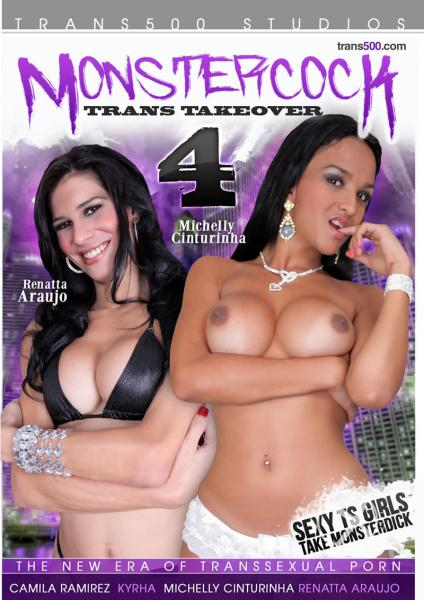 Monster Cock Trans Takeover 4 (2015/WEBRip/HD)