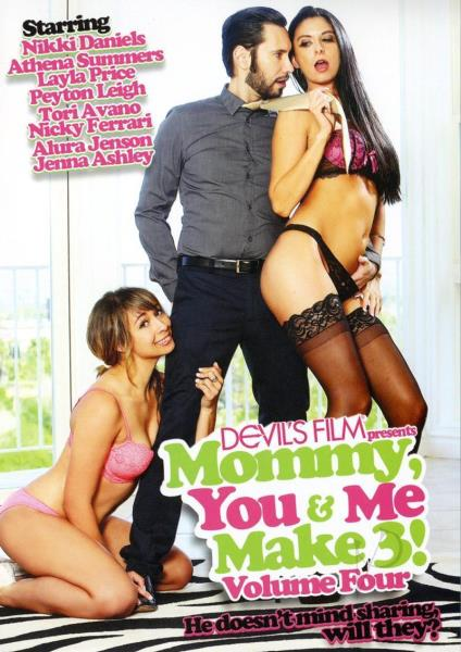 Mommy You and Me Make Three 4 (2017/DVDRip)
