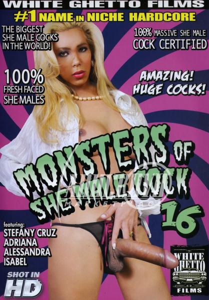Monsters Of She Male Cock 16