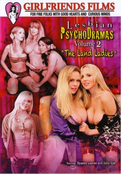 Lesbian Psychodramas #2