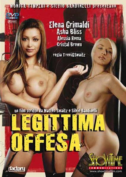 Asha bliss legittima offesa