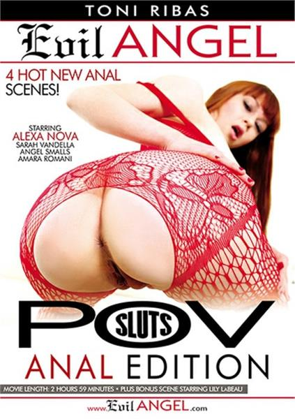 POV Sluts Anal Edition (2017/WEBRip/SD)
