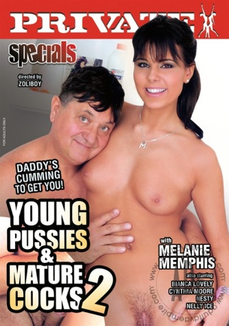 Young Pussies & Mature Cocks 2