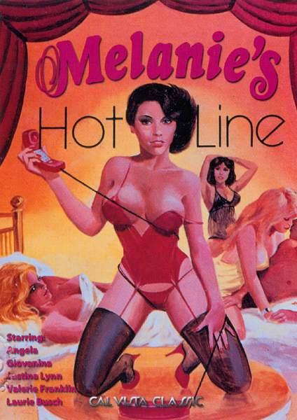 Melanies Hot Line (1995/DVDRip)