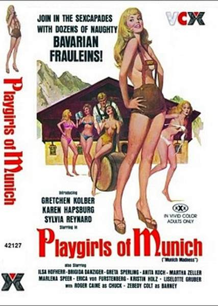 Playgirls Of Munich (1977/VHSRip)