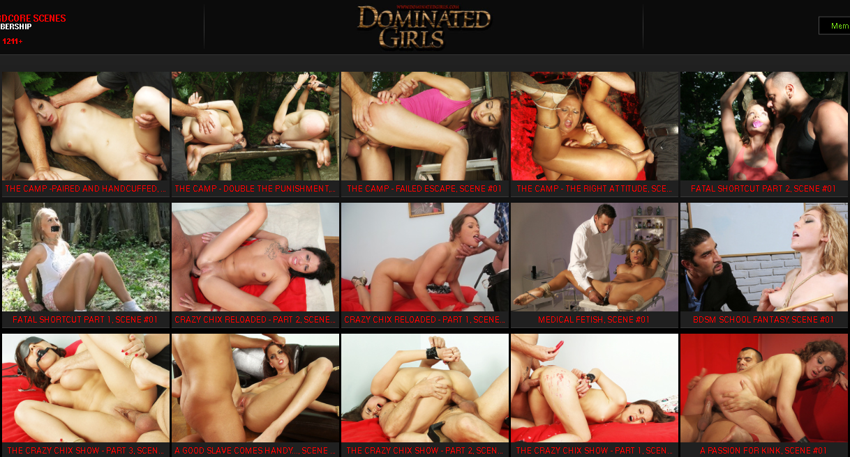 DominatedGirls SiteRip
