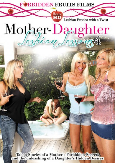 Mother Daughter Lesbian Lessons #4