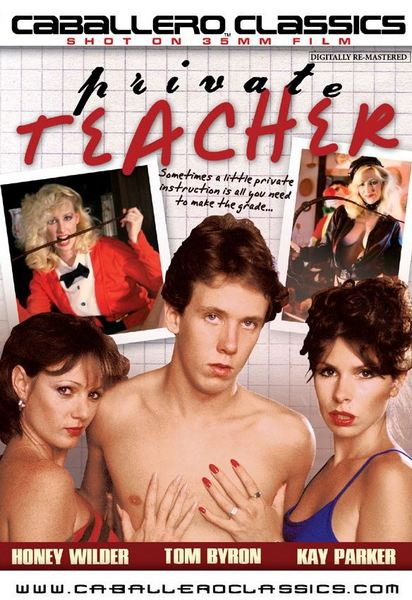 Private Teacher (1983/DVDRip)