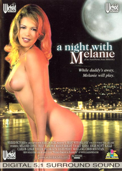 A Night With Melanie (2002/DVDRip)