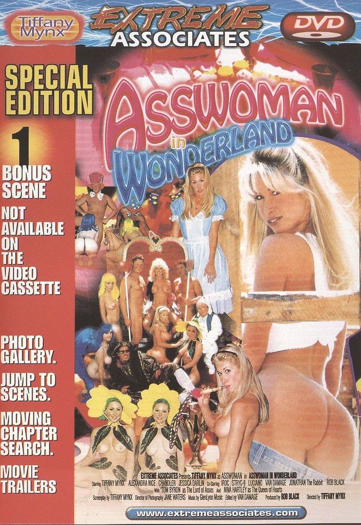 Asswoman in Wonderland