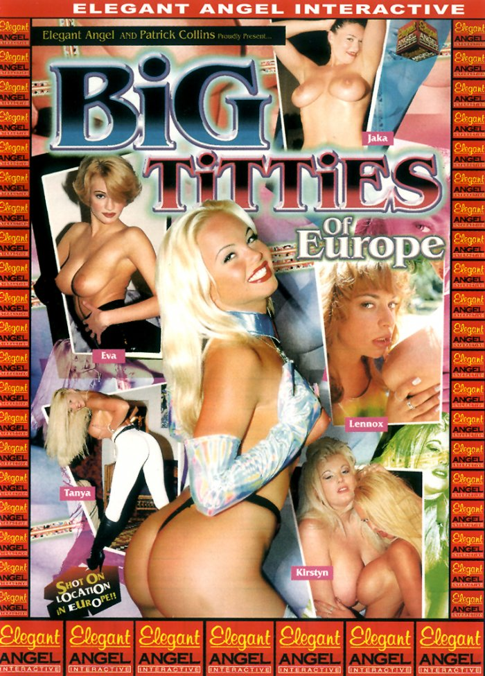 Big Titties of Europe 1