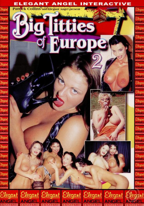Big Titties of Europe 2