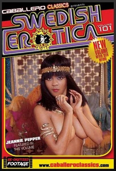 Swedish Erotica 101 – Jeannie Pepper