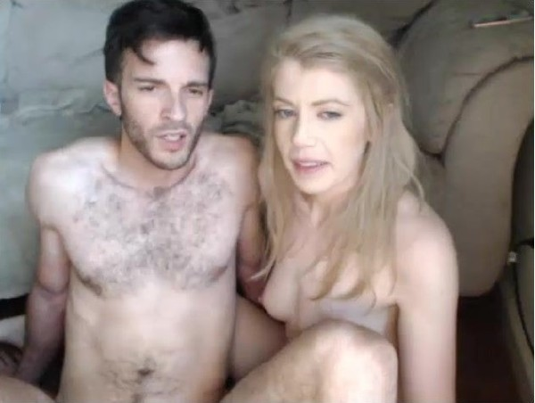 Gypsykrunch - Cunni (2017/Chaturbate/SD)