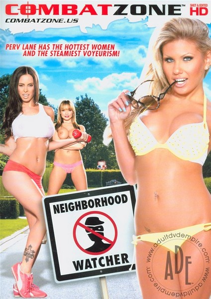 Neighborhood Watcher (2013/DVDRip)