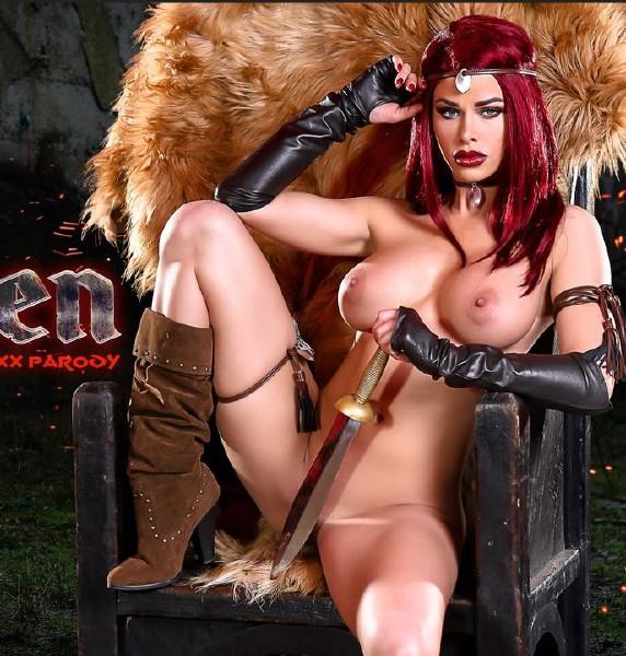 Jessa Rhodes - Red Maiden a DP XXX Parody (2017/DigitalPlayground/HD)