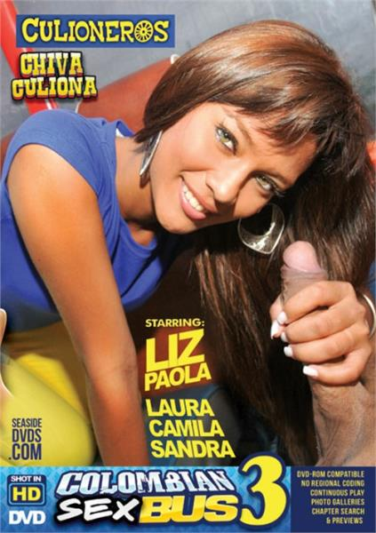 Colombian Sex Bus 3 (2017/WEBRip/SD)