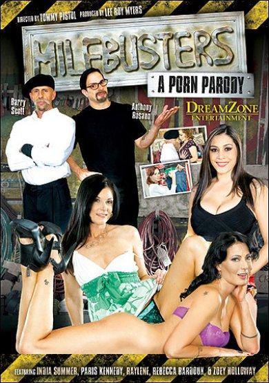 MilfbustersA Porn Parody
