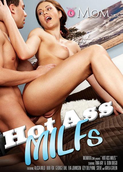 Hot Ass MILFs (2017/WEBRip/SD)