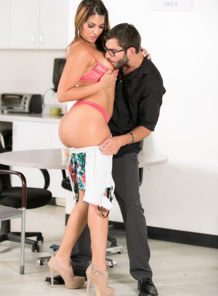 Mercedes Carrera - Big Tit Office Chicks 3, Scene 4 (DevilsFilm/2017/HD)