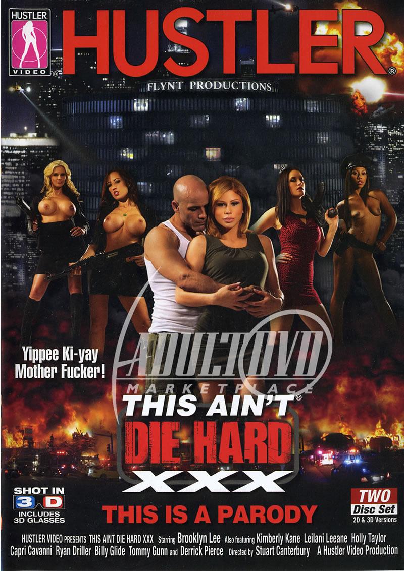 This Aint Die Hard XXX Parody (HUSTLER)