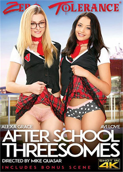 After School Threesomes (2017/WEBRip/SD)