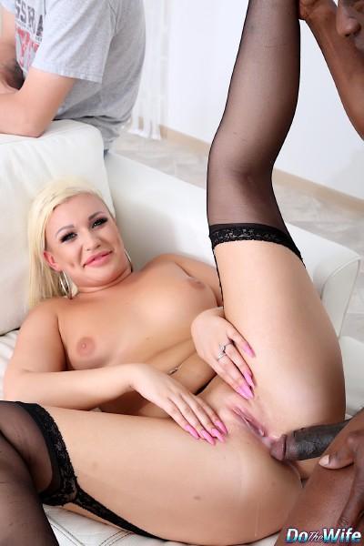 Skylar Xtreme - Big Black Cock into Wife Pussy (2017/DoTheWife/HD)