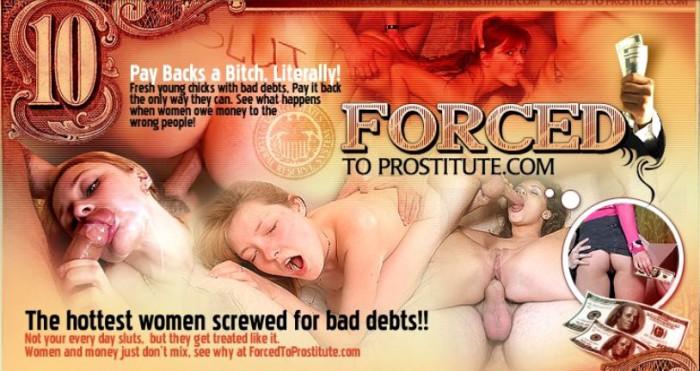 ForcedToProstitute.com – SITERIP Videos