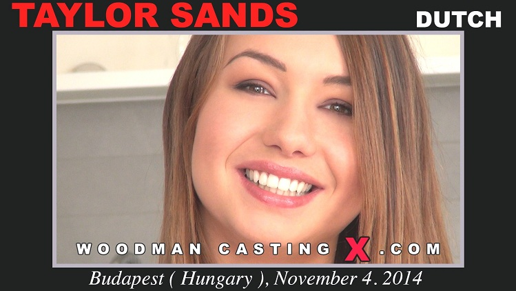 Taylor Sands - Casting And Hardcore (WoodmanCastingX/PierreWoodman)