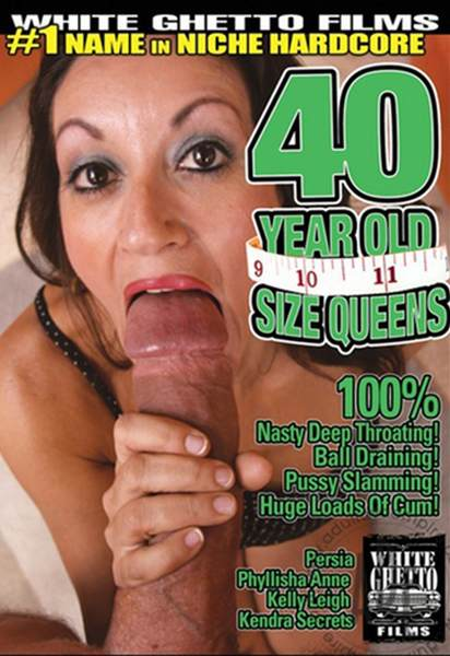 40 Year Old Size Queens 1 (2012/DVDRip)