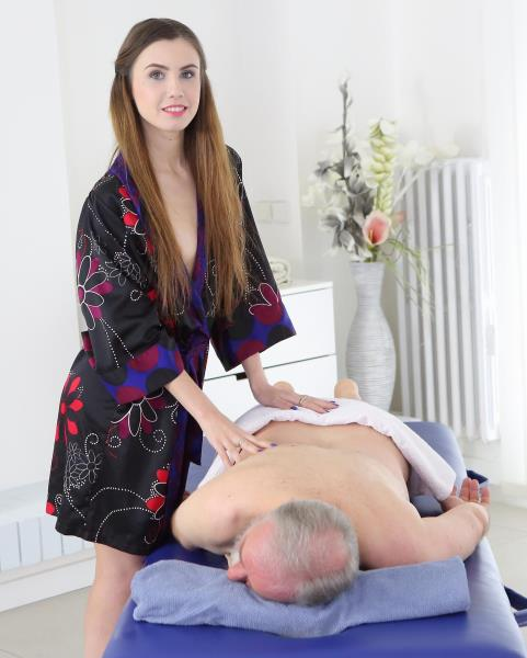 Elle Rose - Exciting full body massage (Old-n-Young/TeenMegaWorld/2017/SD)