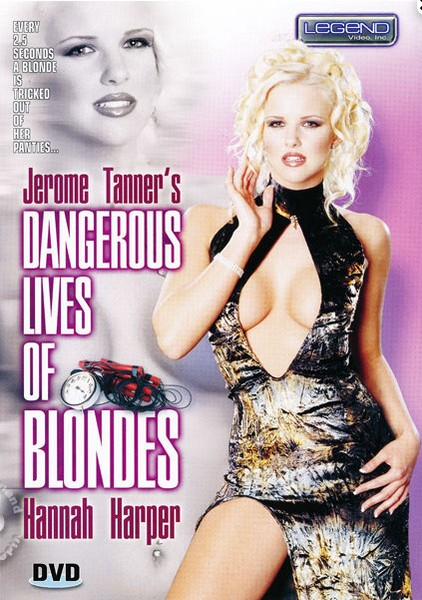 Dangerous Lives Of Blondes 1 (2003/DVDRip)