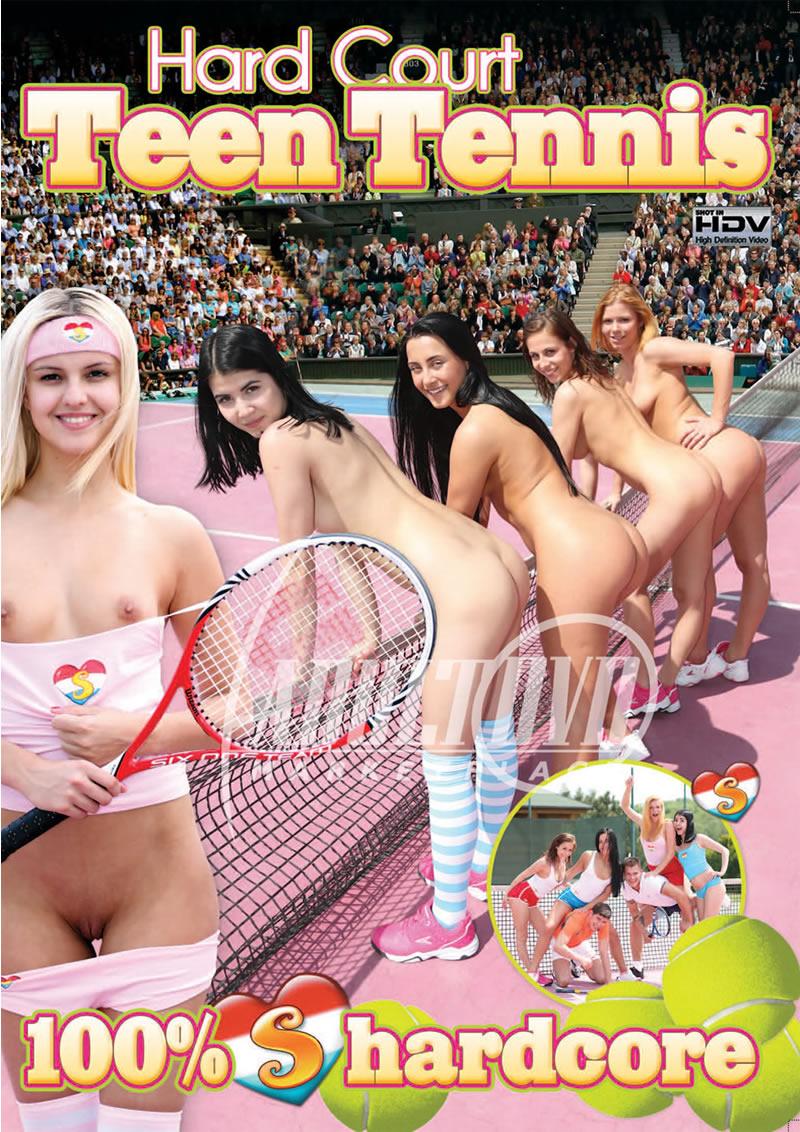 Hard Court Teen Tennis (MY SEXY KITTENS)