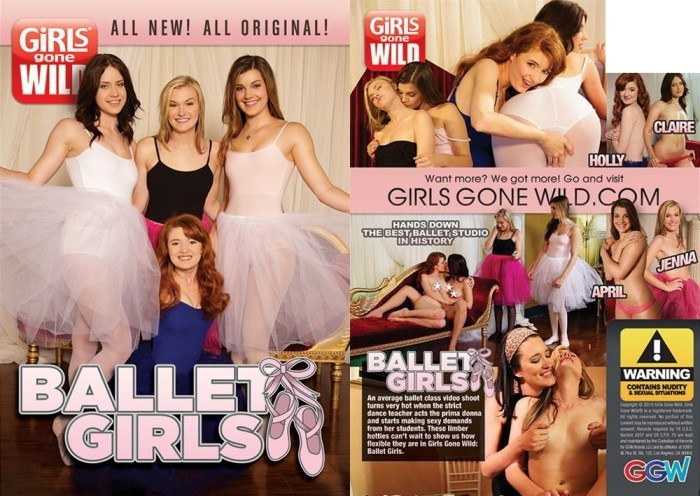 Girls Gone Wild Ballet Girls