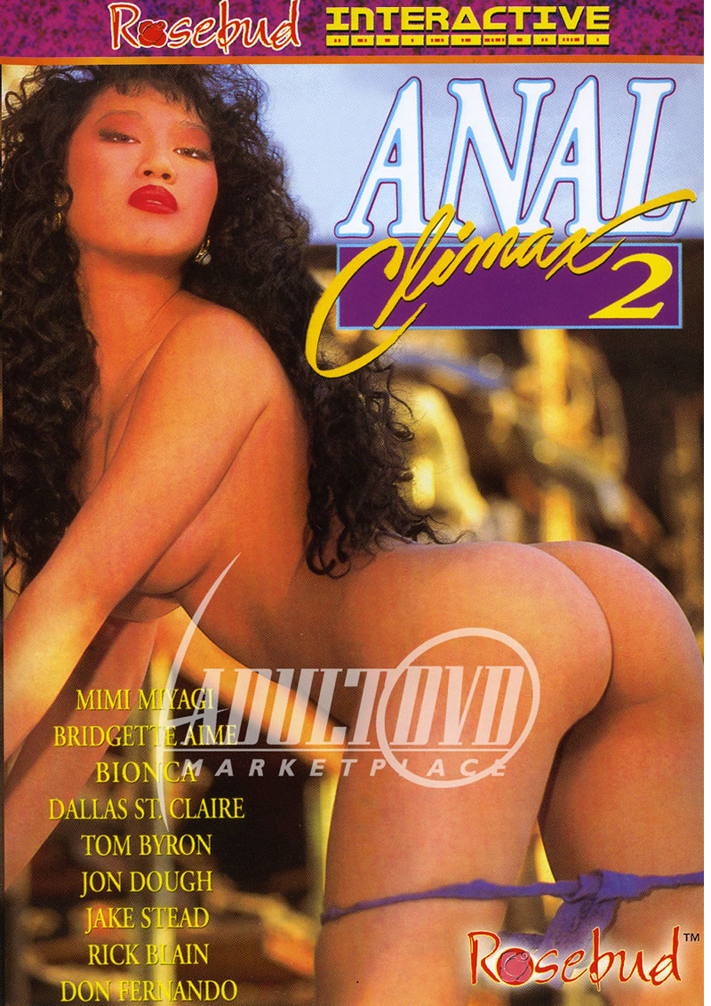 Anal Climax 2 (ROSEBUD)