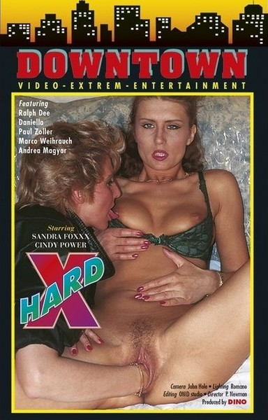 Downtown - Hard X (1990/DVDRip)