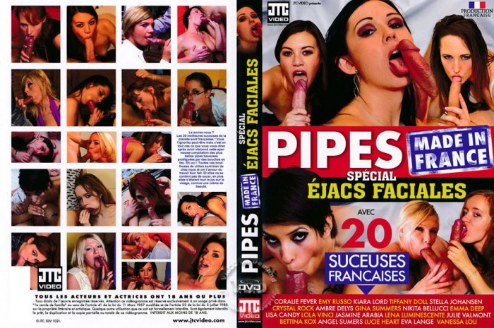 Pipes Made In France Special Ejacs Faciales