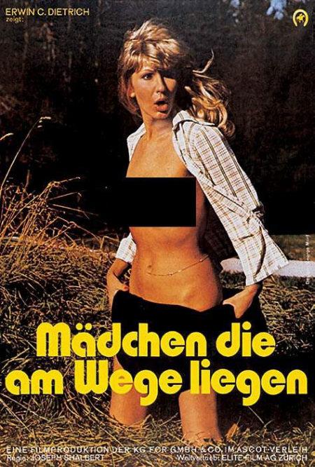 Maedchen, die am Wege liegen -1976-