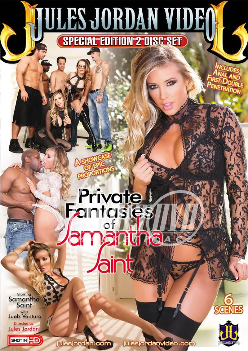 Private Fantasies Of Samantha Saint (JULES JORDAN/2015)